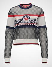 Hilfiger Collection Tommy Sweater Strikket Genser Multi/mønstret HILFIGER COLLECTION