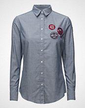 Gant Lm. Tech Prep Badge Oxford Shirt