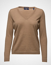 Gant Fine Merino Wool V-Neck