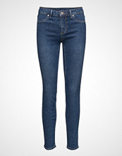 2nd Day 2nd Jolie Wauw Cropped Skinny Jeans Blå 2NDDAY