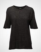 J.Lindeberg Rhonda Wool Jersey T-shirts & Tops Short-sleeved Svart J. LINDEBERG