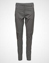 Fiveunits Angelie 225 Light Grey Melange Slim, Pants