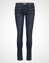 Line Of Oslo Paris Denim Skinny Jeans Blå LINE OF OSLO