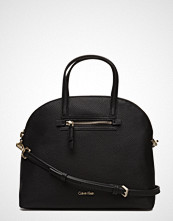 Calvin Klein Dome Medium Satchel