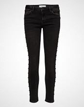 Mango Skinny Tachas Jeans