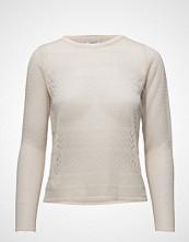 Mango Blond-Lace Detail Sweater