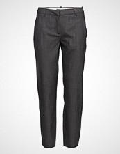 Fiveunits Kylie 572 Crop, Light Grey Stripy, Pants