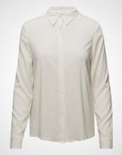 Samsøe & Samsøe Milly Np Shirt 9942 Langermet Skjorte Hvit SAMSØE & SAMSØE