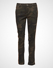 Please Jeans Chino Filetto Camo Stripe