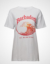 Zoe Karssen Boyfriend Fit T-Shirt Barbados