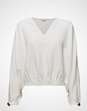 Marciano by GUESS Ong Sleeve Drapy Blouse