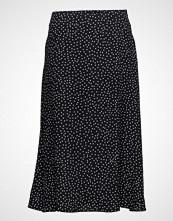 Morris Lady Rochelle Crepe Print Skirt