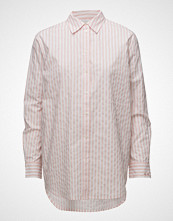 Scotch & Soda Shirt With Small Embroidery Detail Langermet Skjorte Rosa SCOTCH & SODA