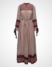 Scotch & Soda Cotton Viscose Boho Maxi Dress
