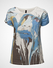 Pulz Jeans Face Wing Sl. T-Shirt