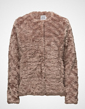 Saint Tropez Faux Fur Jacket