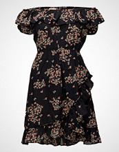 by Ti Mo Cotton Flounce Dress