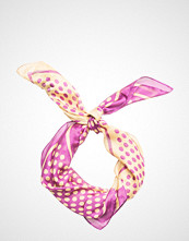 Mango Gingham Check Printed Scarf