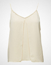 Mango Pleated Detail Top