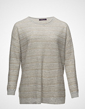 Violeta by Mango Lurex Stripes Sweater