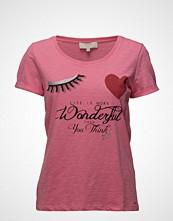 Cream Valerie T-Shirt