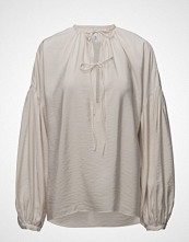 Mango Puffed Sleeves Blouse