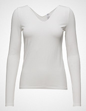 Wolford Viscose Pullover T-shirts & Tops Long-sleeved Hvit WOLFORD