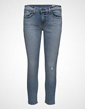 Rag & Bone Ankle Dre Skinny Jeans Blå RAG & B