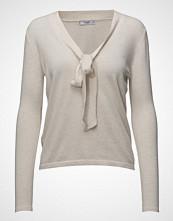 Mango Bow V-Neckline Sweater
