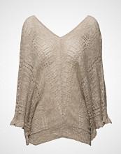 Cream Loren Knit Pullover