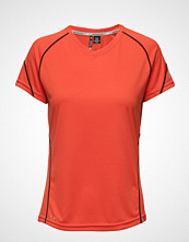 Newline Base Coolskin Tee T-shirts & Tops Short-sleeved Oransje NEWLINE