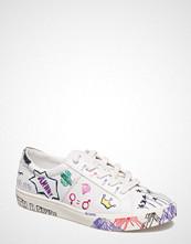 Mango Doodles Design Sneakers