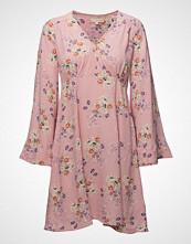 by Ti Mo Flared Sleeve Dress