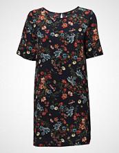 Only Onlnova Aop Lux Tee Dress Wvn