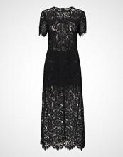 Ganni Duval Lace Maxi Dress