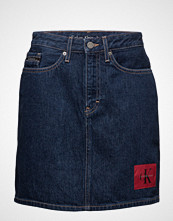 Calvin Klein Mini Skirt-Banhof Bl