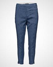 Fiveunits Angelie 325 Split, Ball Blue Jacquard, Pants