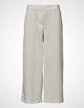 2nd One Eloise 807 Crop, Cream Pin, Pants