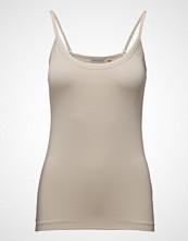 InWear Finesse T-shirts & Tops Sleeveless Beige INWEAR