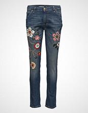 Please Jeans F Pink Flower