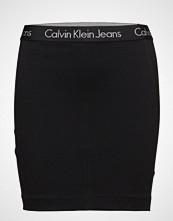 Calvin Klein Kato Logo Elastic Skirt