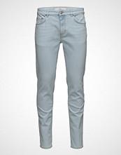 Won Hundred Dean B Clean Bleach Blue Slim Jeans Blå WON HUNDRED