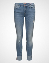 Only Onlcarmen Reg Sk An Jeans Cre169637 Noos