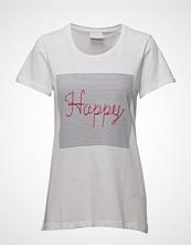 Kaffe Happy T-Shirt