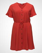 Violeta by Mango Short Buttoned Dress