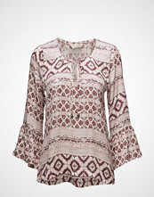 Odd Molly Warm Hearted Tie Blouse