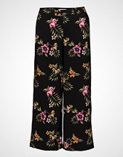2nd One Eloise 881 Crop, Black Tropical, Pants