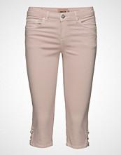 Imitz Capri Pants Slim Jeans Rosa IMITZ