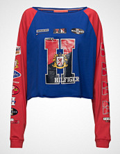 Hilfiger Collection Hilfiger Racing T-Sh T-shirts & Tops Long-sleeved Blå HILFIGER COLLECTION