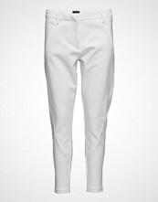 Fiveunits Angelie 238 Zip, White Jeggin, Pants
